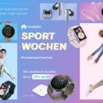 HUAWEI Sports Week mit sportlichen Angeboten