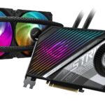 ASUS ROG Strix LC Radeon RX 6800 XT - Aktuelle Bilder