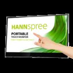 HANNspree: Portable USB-Monitore mit 15,6-Zoll-ADS-Panel