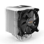 be quiet! Shadow Rock 3 White: Zusätzliche Farboption für Mainstream-CPU-Kühler