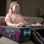 Couchmaster CYPUNK – Cyberpunk-Style fürs Sofa!