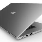 SCHENKER VISION 15: Schlanker Tiger-Lake-Referenz-Laptop mit Touch-Display