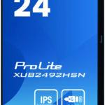 PROLITE XUB2492HSN-B1: Maximale Konnektivität zum kleinen Preis