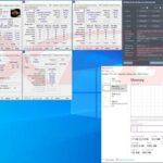XPG SPECTRIX D50 Xtreme auf Gigabyte Motherboard auf 5400MT/s getaktet