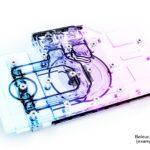 Alphacool präsentiert heute vier Eisblock Aurora Acryl GPX-N Kühler für RTX 3070/3080/3090 Grafikkarten