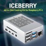 """Launch of """"ICEBERRY"""""""