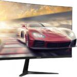 ViewSonic launcht ultraschnellen curved FHD-Monitor für Gaming