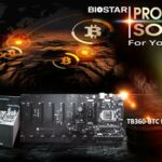 BIOSTAR ANNOUNCES THE LATEST TB360-BTC D+ CRYPTO MINING MOTHERBOARD