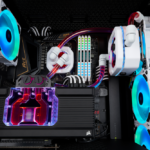 CORSAIR Releases Wide Range of Hydro X Series Water Blocks for NVIDIA GeForce RTX 30-Series GPUs