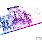 Alphacool präsentiert heute zwei Eisblock Aurora Acryl GPX-N Kühler