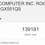 NVIDIA GeForce RTX 3080 Mobile mit 6144 CUDA-Kernen und 16 GB Speicher bestätigt