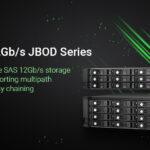 QNAP präsentiert die 12- und 16-Bay TL SAS 12Gb/s JBOD Serie mit bis zu 96 Gbit/s und 4,6 PB Rohkapazität