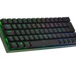 Cooler Master stellt mit der SK622 eine neue low-profile Bluetooth-Gaming-Tastatur vor