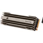 CORSAIR stellt die ultraschnellen MP600 CORE und MP600 PRO Gen4-M.2 NVMe-SSDs vor