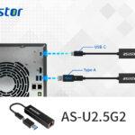 AS-U2.5G2 – Stärker, Leichter, Effizient