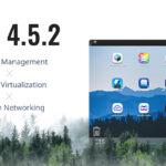 QNAP veröffentlicht QTS 4.5.2, verbessert SNMP, fügt Unterstützung für SR-IOV sowie Intel QAT hinzu und stellt einen 100-GbE-Netzwerkadapter vor