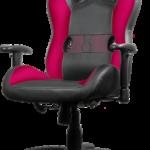 Addon zur Pink Edition – Speedlink stellt den neuen LOOTER Gaming Chair in der Farbe black/pink vor