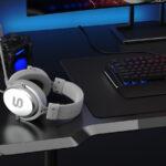 SPC Gear VIRO und VIRO Plus ONYX White Edition Gaming Headsets mit extravagantem Design und überragender Klangqualität