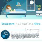 Welttag des Schlafens am 19. März – Entspannt in die Nacht mit Alexa