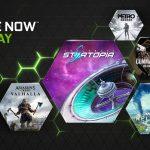 NVIDIA: Zwölf neue Spiele für GeForce NOW und reduzierte Angebote am GFN-Thursday
