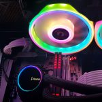 Thermaltake Riing Quad 14 RGB Radiator Fan TT Premium Edition Fan 3er Pack - 0