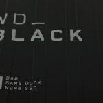 WD_BLACK D50 Game Dock im Test