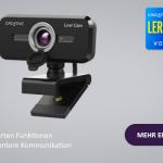 Creative Live! Cam Sync 1080p V2: Für einfachere und zugleich intelligentere Video-Calls