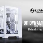 LIAN LI O11 Dynamic Mini Snow Edition: Modularität neu definiert