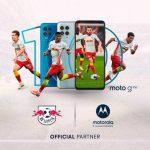 Motorola wird Official Partner von RB Leipzig