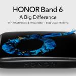Das neue HONOR Band 6 ab jetzt zu einem reduzierten Preis erhältlich