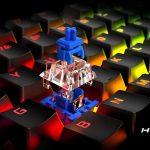 HyperX: Alloy Origins Core jetzt mit mechanischen HyperX Blue Switches verfügbar
