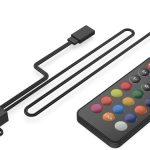 SilentiumPC Nano-Reset Remote ARGB: Volle Kontrolle über ARGB-Beleuchtung