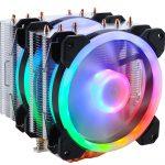 "Launch of ""GLACIER RGB"" – CPU Cooler"