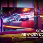 Die GIGABYTE AORUS 4K Gaming Monitore sind bereit für die neue Konsolengeneration