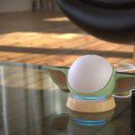 """Neuer """"Made for Amazon""""-Ständer für Echo Dot vorbestellbar – inspiriert von Grogu aus The Mandalorian"""