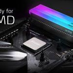 XPG präsentiert die neuen DDR4-Speichermodule SPECTRIX D45 RGB und GAMMIX D45G