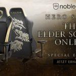 noblechairs HERO - The Elder Scrolls Online Special Edition