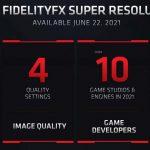 AMD FidelityFX Super Resolution unterstützt Xbox Series X/S