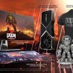 'DOOM Eternal' als GeForce RTX 3080 Ti Limited Edition Demon Slayer Bundle erhältlich