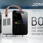 Kompaktes Design für Minimalisten - das Jonsplus BO 100