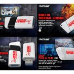 Patriot bringt den Supersonic Rage Prime 3.2 Gen 2 USB-Stick mit bis zu 600 MB/s auf den Markt