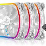ENERMAX SQUARGB White 3 Fan Pack