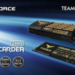 High-speed T-FORCE CARDEA Z44Q PCIe4.0 SSD with Large Capacity