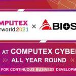 BIOSTAR IS NOW AT COMPUTEX CYBERWORLD 2021