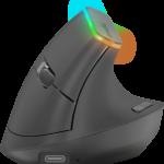 Ergonomie am Arbeitsplatz mit der SPEEDLINK FIN Wireless Vertical Mouse