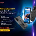 UMIDIGI BISON Pro Goes On First Global Sale on AliExpress Today, Starting at $149.99