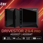 Der Drivestor 2 Pro und 4 Pro schrauben Performances in neue Höhen