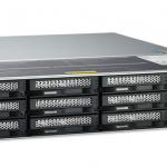 TerraMaster präsentiert die aufgerüstete U12 Rackmount NAS Serie mit Intel Xeon CPUs