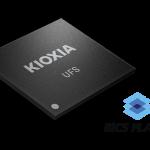KIOXIA verschiebt die Leistungsgrenzen von Embedded-Flashspeichern