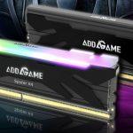 addlink präsentiert leistungsstarken AddGame SPIDER 4 und SPIDER X4 Gaming-Speicher